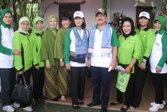 DWP DKI Jakarta Berpartisipasi dalam Hiburan untuk Pegawai Pemprov DKI Jakarta