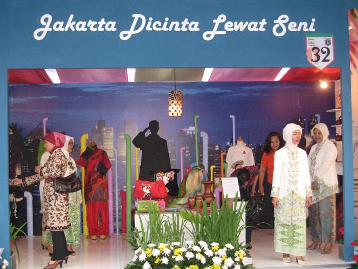 Galeri Foto: Bazaar HUT DKI Ke 48